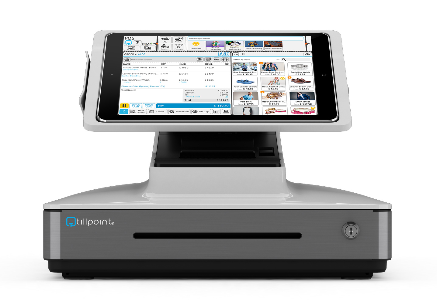 All-In-One EPOS Systems