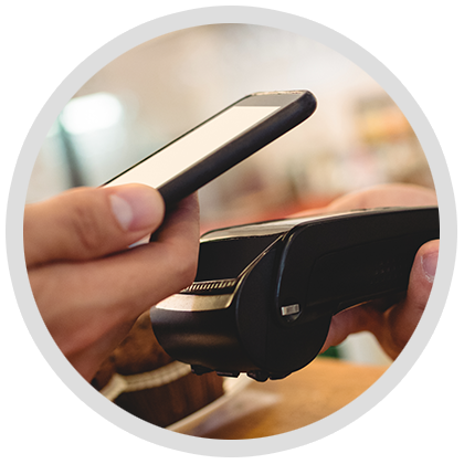 Take Payment by Cash, Card, Apple Pay, Google Pay, and Contactless