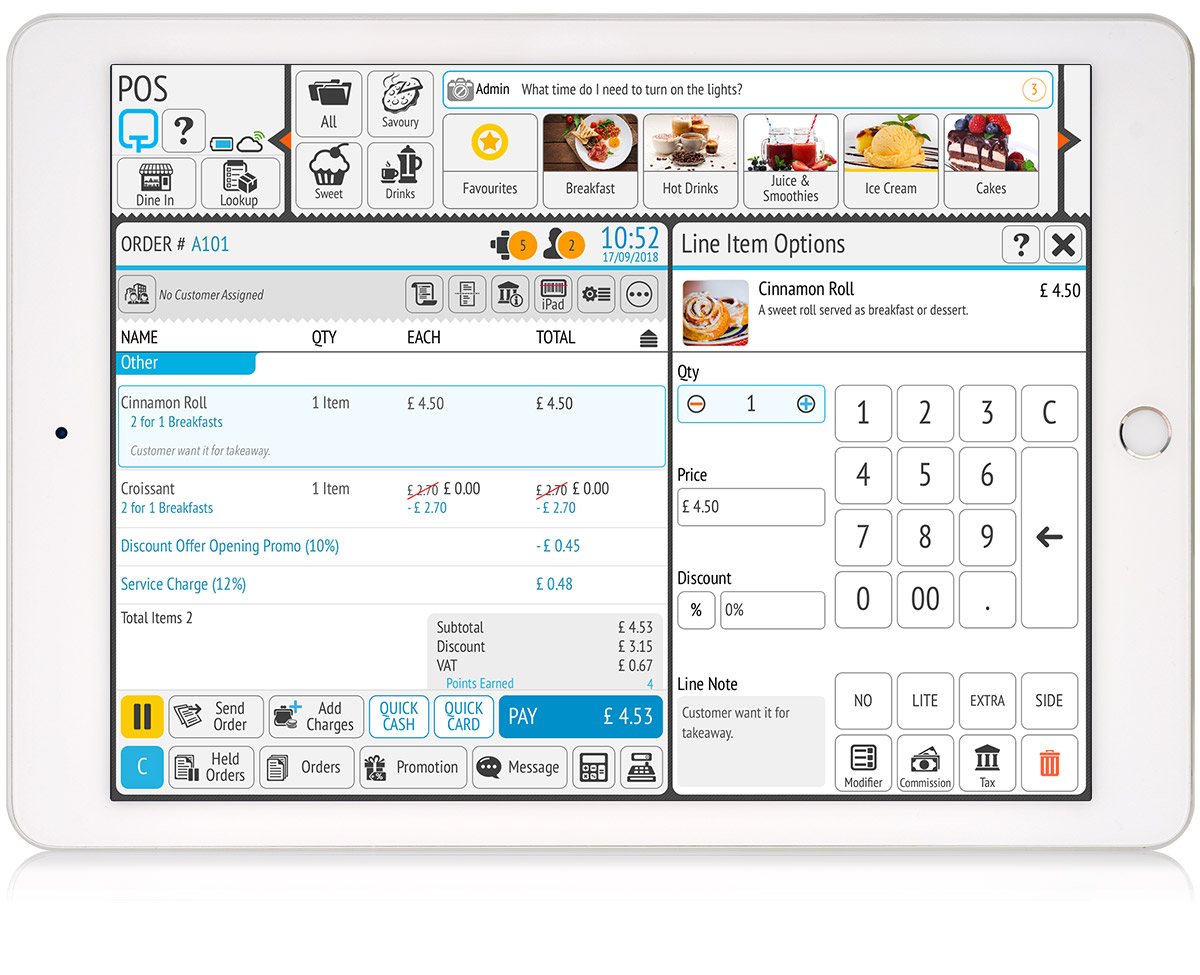 tillpoint epos pos cloud based software