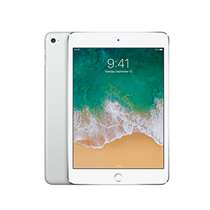 "Apple iPad Mini 4 7.9"" Wi-Fi 128GB Silver"