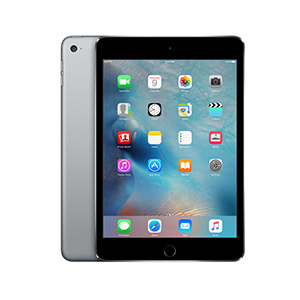 "Apple iPad Mini 4 7.9"" Wi-Fi 128GB Space Grey"
