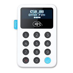 iZettle Card Reader White